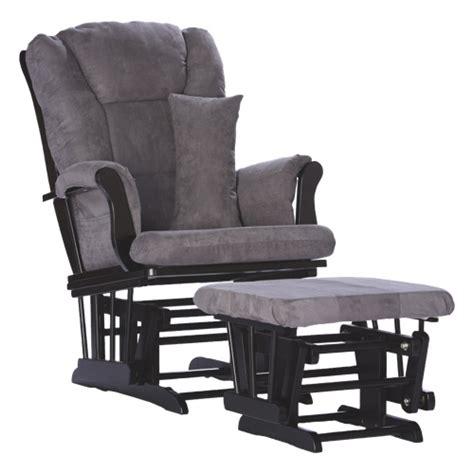 glider with ottoman canada grey glider chair canada