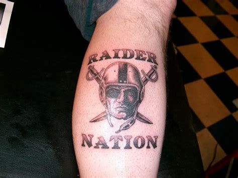 oakland raiders tattoos oakland raiders tattoos images search raiders