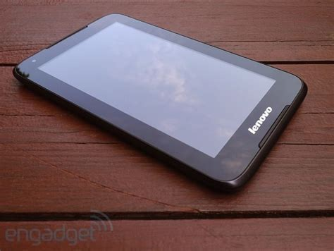 Lenovo IdeaTab A1000 review: how important is audio