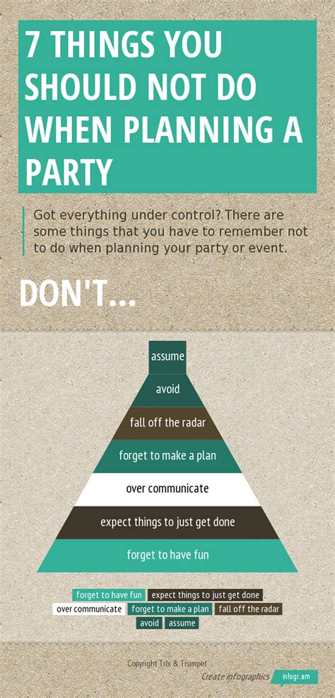 7 Things You Shouldnt Hide by Is A Major Element Of Your Event From Trix Trumpet