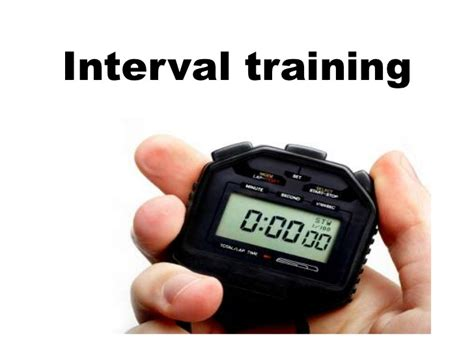 www inicio ineval interval training