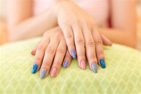 unghie da fare a casa facili unghie semplici da fare a casa gm53 187 regardsdefemmes