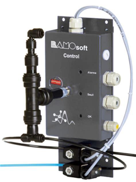 bamosoft control water hardness monitor