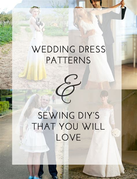 wedding dress sewing patterns wedding dress sewing