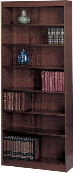 bookcase back panel material safco 1516mh veneer baby bookcase 1 8 quot back panel 3 4