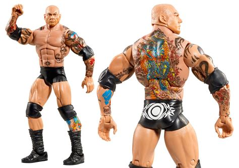 drawing board art 187 wwe action figures