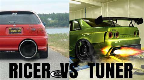 ricer vs tuner ricer vs tuner 10 minutes special