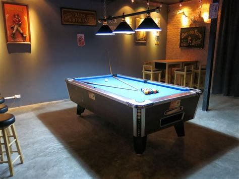 pool table for rent profit share sw coast phuket
