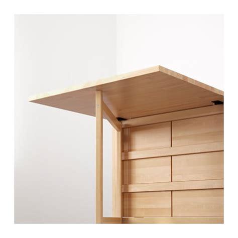 Ikea Tisch Norden by Norden Gateleg Table Birch 26 89 152x80 Cm Ikea