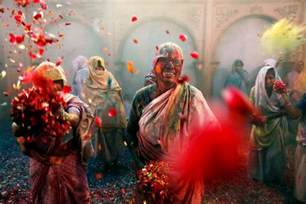 a look at holi hinduism s spring festival of colors