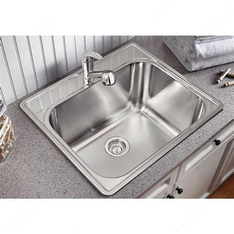blanco sink dxf blanco sink essential laundry richelieu hardware