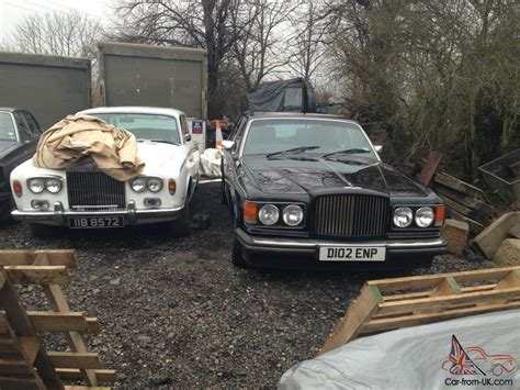 bentley cheap for sale 1987 bentley turbo r black no reserve sale going