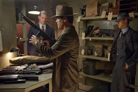 film di gangster gangster squad ryan gosling insieme a josh brolin in un