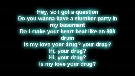 your love is my drug music on 1 musica musik ke ha your love is my drug lyrics on screen hd youtube