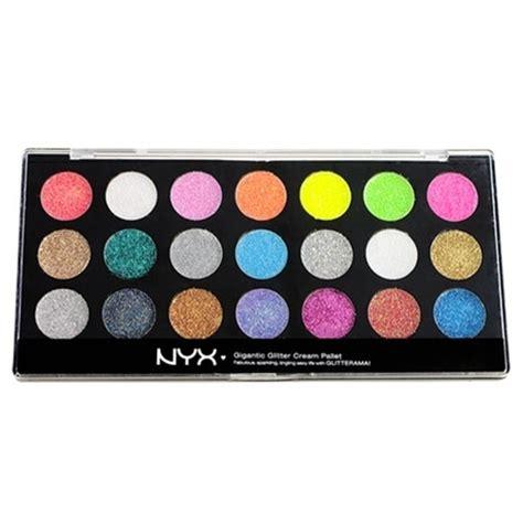 Nyx Glitter Palette nyx cosmetics glitterati glitter palette beautylish
