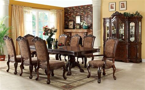 Dining Room Tables That Seat 12 Or More by Elegant Formal Dining Room Furniture Marceladick Com