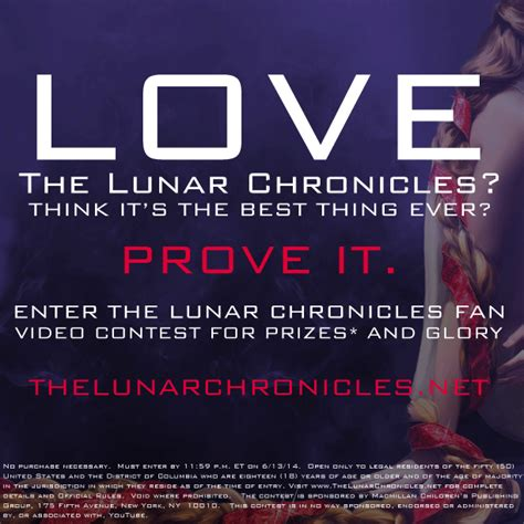 lunar chronicles quotes quotesgram