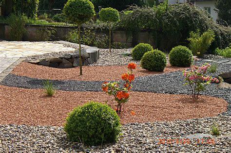Kies Für Den Garten by Chestha Design Kies Garten