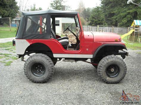 1970 Cj5 Jeep 1970 Jeep Cj5 Kaiser 35 Quot Tires Stick Transfer