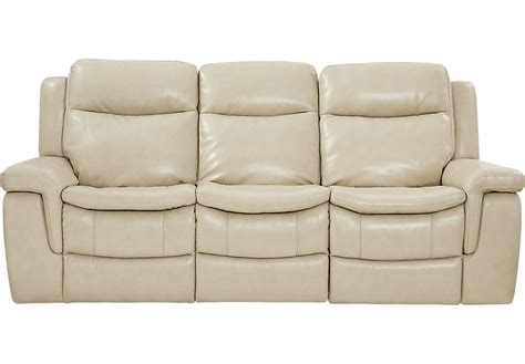 milano leather sofa milano stone leather power plus reclining sofa reclining
