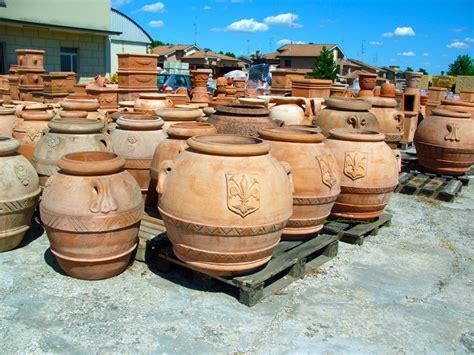 vasi in coccio vasi terracotta