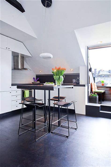 casas departamento pequeno estilo escandinavo