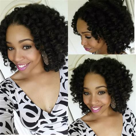 styling crochet marley hair crochet braids with marley hair protective style tutorial