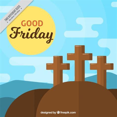 imagenes vectores viernes santo fondo de viernes santo con cruces en dise 241 o plano