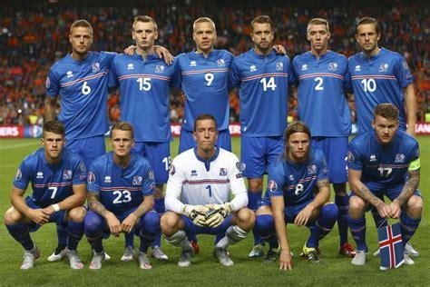 Iceland Football Team Pour Jouer Avec L Islande Il Faudra Choisir Pes 2017