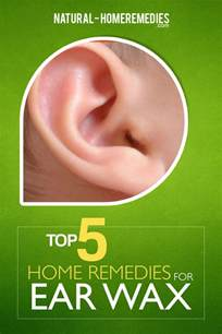 home remedies for ear wax top 5 home remedies for ear wax treatments and