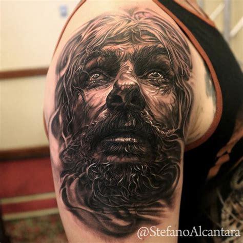 photo realism tattoo artist nyc hope by stefano alcantara tattoos