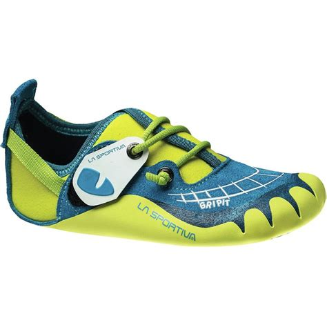 toddler climbing shoes la sportiva gripit climbing shoe backcountry