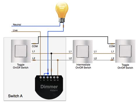 3 way switch dimmer diagram 3 way light dimmer switch quotes