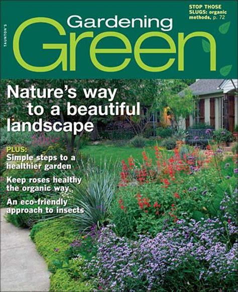 good organic gardening universal magazines about your