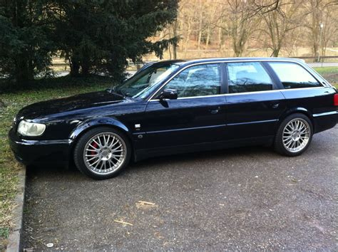 Audi Avant C4 by 1996 Audi S6 Avant 4a C4 Pictures Information And