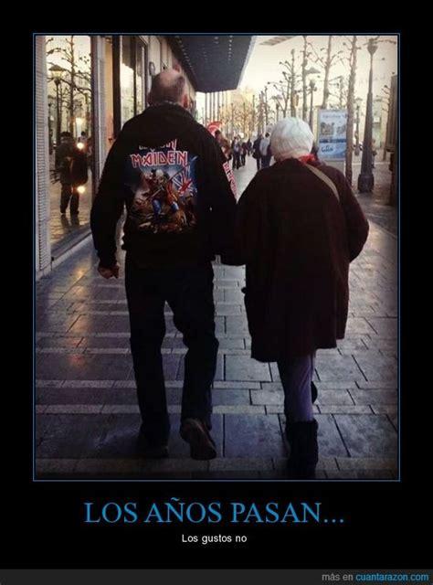 imagenes de rockero enamorado 161 cu 225 nta raz 243 n ancianos metaleros