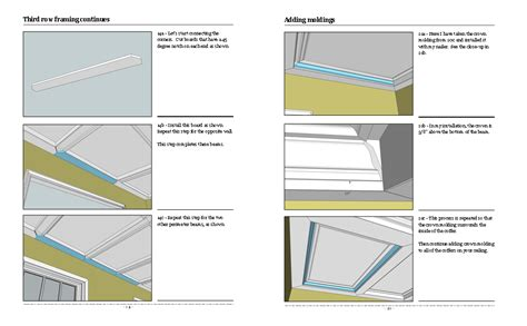 Coffered Ceiling Plans Pdf Plans Coffered Ceiling Plans Diy