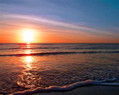 romantic beach sunset pictures | beautiful places