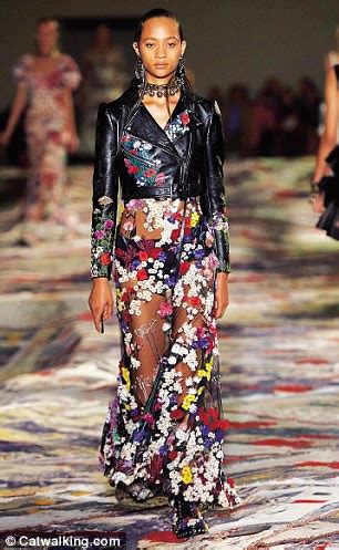 style notes: runway style, high street prices | daily mail
