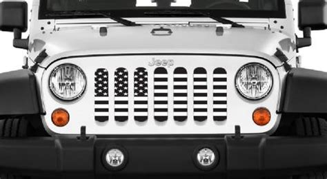 american flag jeep grill grille inserts jeep world