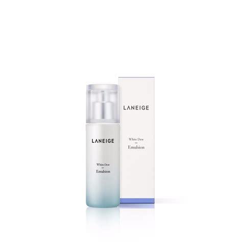 Laneige Emulsion 100ml laneige white dew emulsion 100ml tangs singapore
