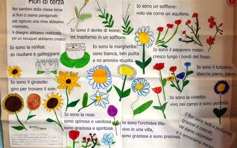 rima con fiori fiori di terza amici in fiore