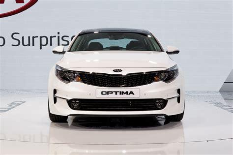 kia optima in hybrid confirmed