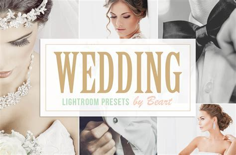 5 Free Wedding Presets for Lightroom   Inspirationfeed