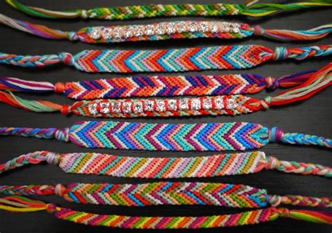 How To Make Handmade Bracelets With Threads - bracelet br 233 silien diy madiwi