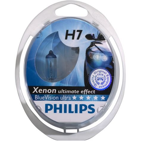Lu Motor Philips Blue Vision 2 len philips h7 blue vision ultra auto5 be