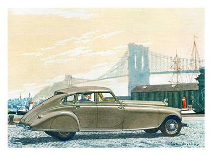 the automobile's classic decades: a portfolio by leslie