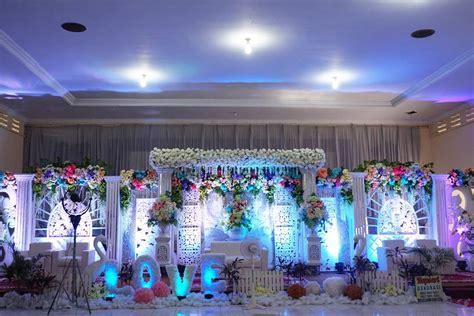 Wedding Mewah by 40 Dekorasi Pernikahan Modern Elegan Minimalis Terbaru