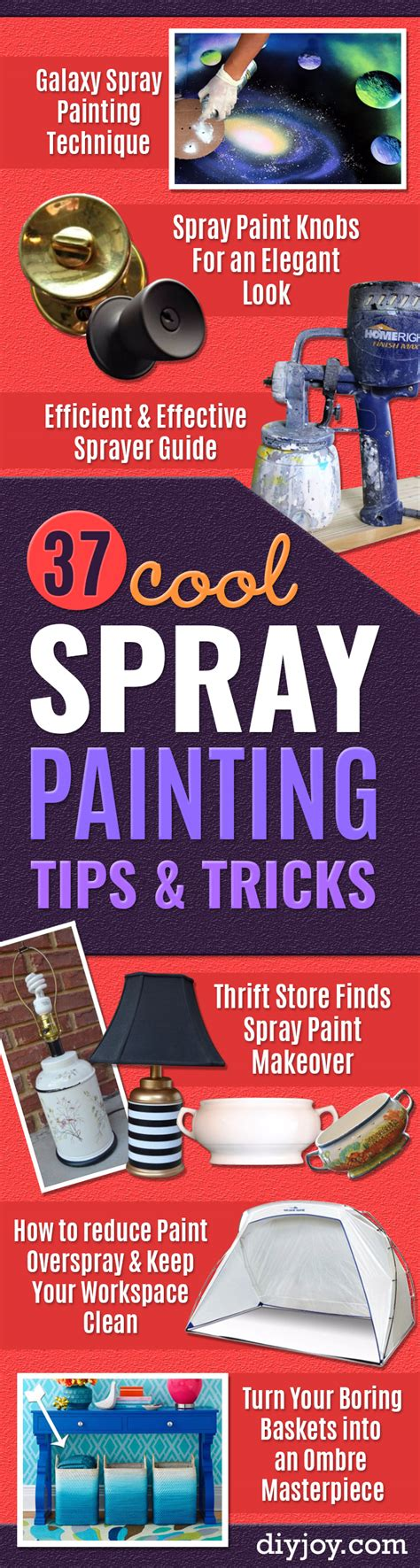 37 spray painting tips from the pros diy