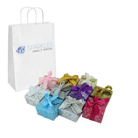 gift boxes for baby shower 10 small ribbon wedding favor gift boxes baby shower